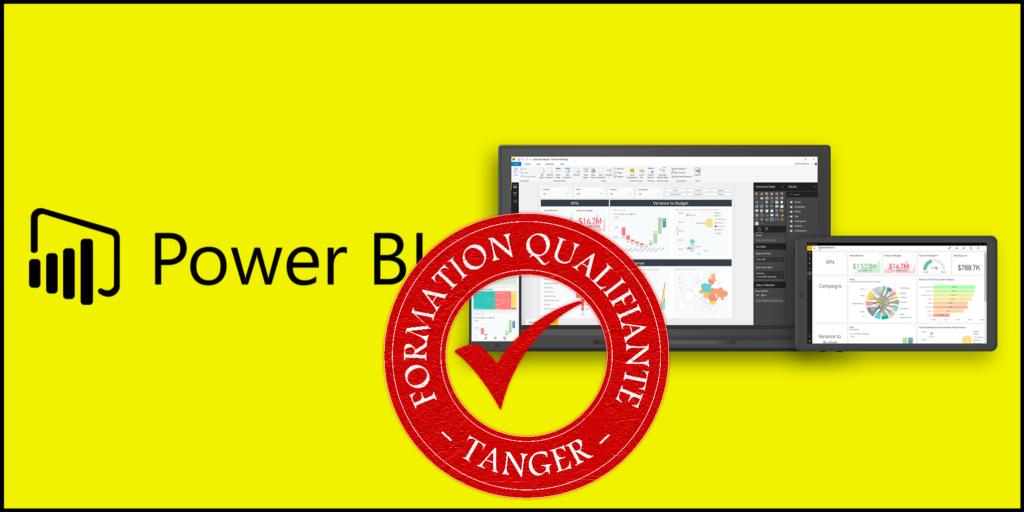 Formation Power BI - Analyses des données - DIGITAL PLACE - Tanger
