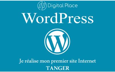 Formation WordPress : Je réalise et je publie mon premier site Internet