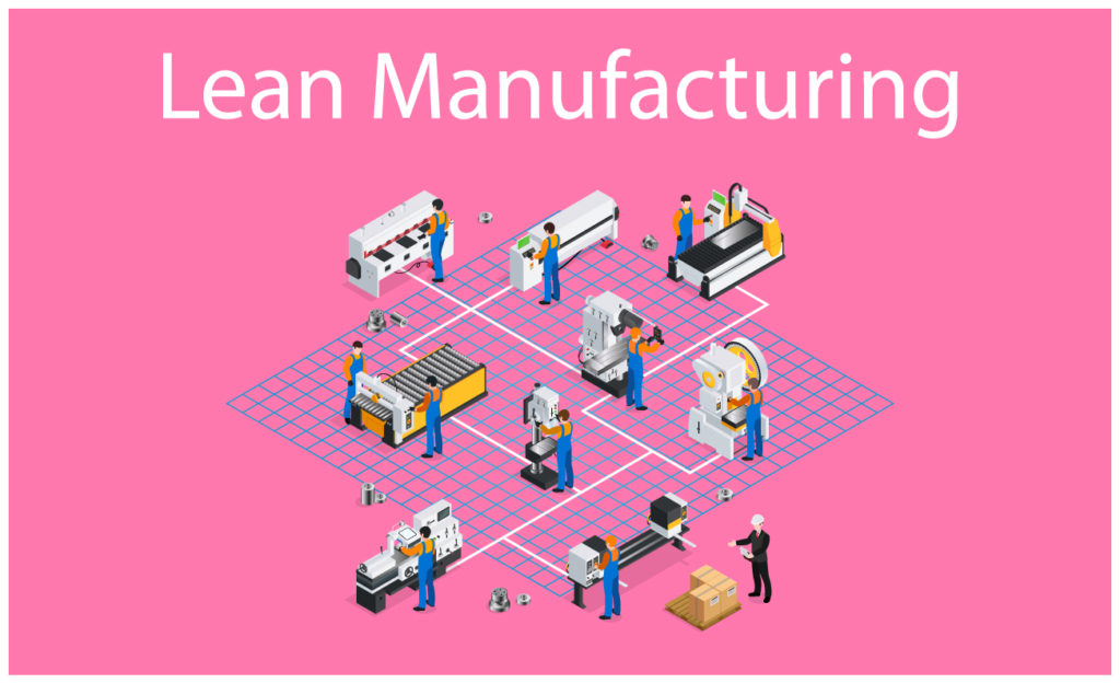 FORMATION LEAN-MANUFACTURING